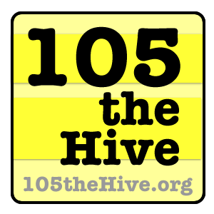 Logo for 105theHive.org