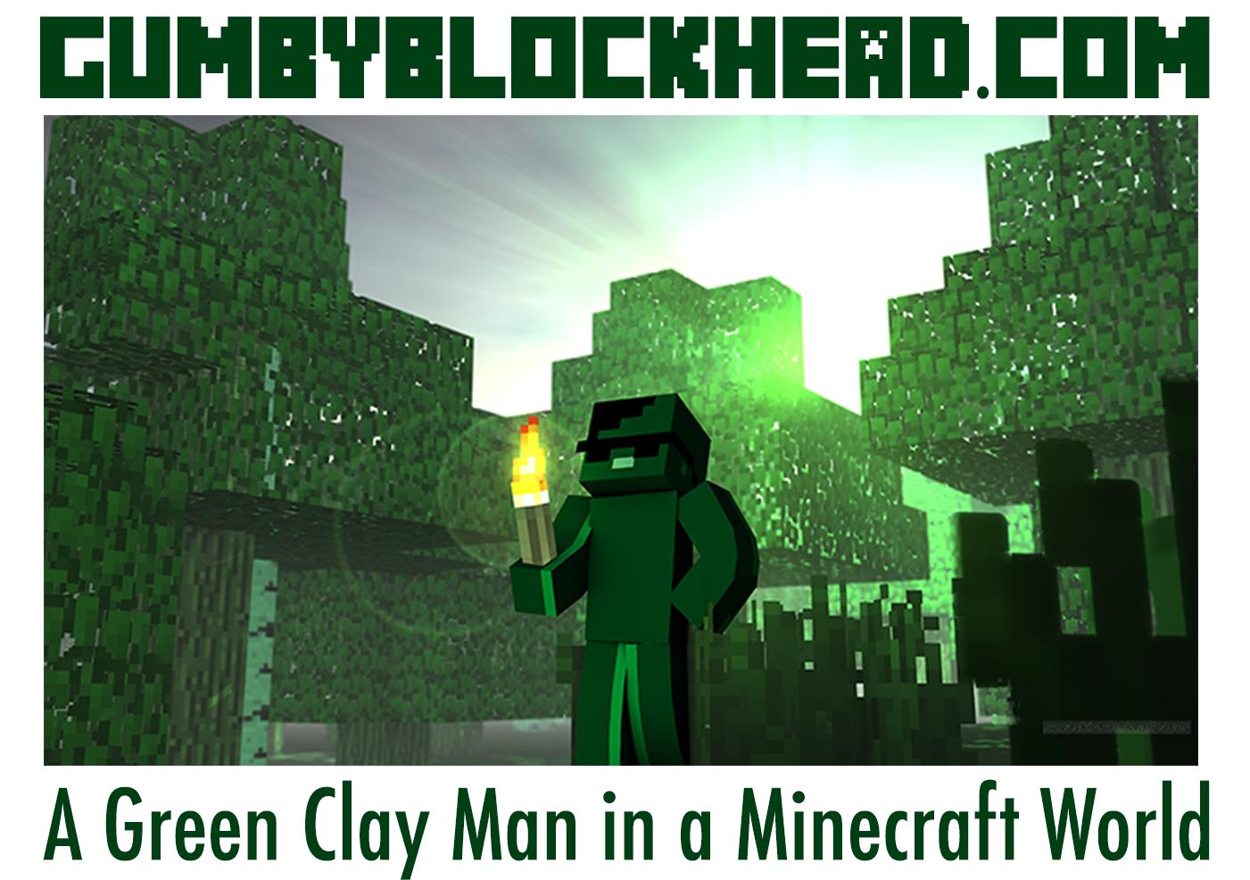 GumbyBlockhead.com banner