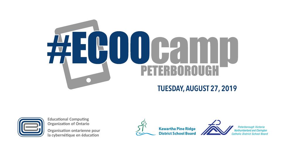 #ECOOcampPTBO Peterborough August 27